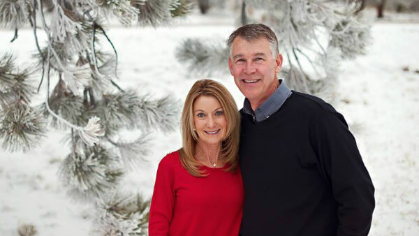 Doug and Terri look forward to making your dream home a reality.